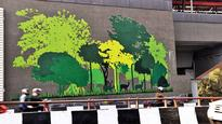 DMRC to decorate Moti Bagh station with abstract art