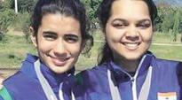 Junior World Shooting Cup: Panchkula girl, DAV College student duo win gold in 10m Air Pistol team event