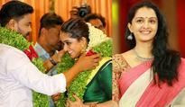 This viral video of Manju Warrier reacting to Dileep and Kavya Madhavan's wedding is FAKE!