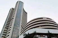 Sensex falls 84 points to end at 21,171.41