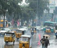 Heavy rains with strong winds to lash Kerala for next 2 days, High waves to surge till 3.9 m in coast