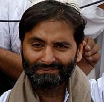 Yasin accuses Delhi police of murderous assault on him
