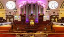 Central Hall Westminster upgrades to cloud-based venue management to support growing demand