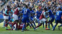 Winston Reid claims ref made 'dodgy decisions' in West Ham's draw with Leicester