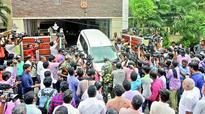Income-Tax raids on Tamil Nadu Chief Secertary shock India