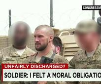 Green Beret Will Not Be Expelled for Punching Afghan Child Rapist