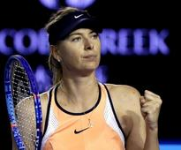 Maria Sharapova admits casualness marred Australian Open defeat of Lauren Davis
