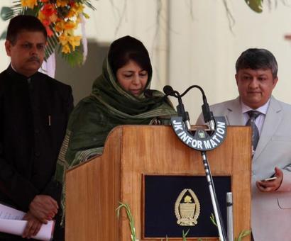 J&K gets first woman CM, BJP gets 2 more Cabinet berths