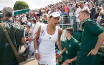 Ana Ivanovic dumped out by world number 223
