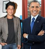 Obama, Shahrukh most admired dads