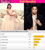 Fans choose Sonam Kapoor over Priyanka Chopra as the favourite cover girl of a bridal magazine