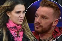 Danielle Lloyd reveals she's 'too frightened to leave house' after receiving vile online abuse over Jamie O'Hara in CBB