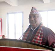 Any act of betrayal unacceptable to CPN-UML, says Oli