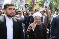 Al Quds Day: Thousands march in Iran's annual anti-Semitic festival