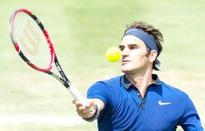 Federer survives Fritz challenge