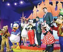 10,000 Chinese to create some magic at Shanghai Disney