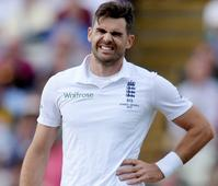 Cricket: Anderson to miss start of India tour, England name unchanged squad