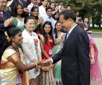 Premier encourages youth participation in China-India cooperation