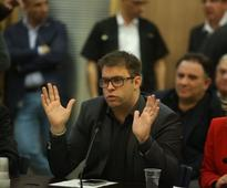 Debate on bill to boot terror-supporting MKs devolves into chaos
