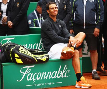 Nadal not thinking of his 10th French Open title... just yet