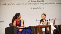Rahul Gandhi in Singapore: How Cong Prez dealt with a critic who questioned his family's achievements