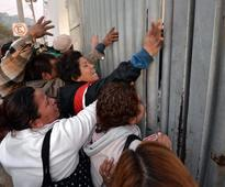 Riot at an overcrowded prison in northern Mexico leaves 49 inmates dead