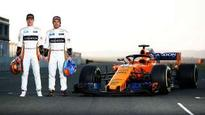 F1: McLaren show true colours as new Formula 1 car is unveiled