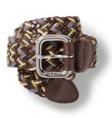 GQ Selects: Etro Woven Leather and Cotton Belt
