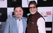 Rishi feels proud to work with Big B for 44 years