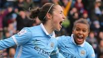 Manchester City Women 2-0 Arsenal Ladies