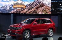 Jeep Grand Cherokee & Grand Cherokee SRT makes India debut at Auto Expo