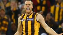 Comeback kid Roughead to captain Hawthorn