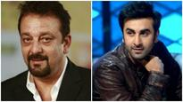 Details from the sets of Sanjay Dutt's biopic starring Ranbir Kapoor REVEALED!