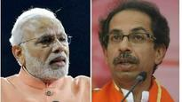 Where is the Diwali of 'achche din' asks Shiv Sena