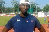Young Aravinn wants to break oldest national record