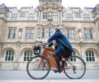 Oxford pips Caltech as top university