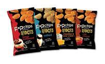 popchips Introduces Ridges Line
