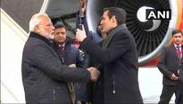 World Economic Forum: PM Modi arrives in Zurich
