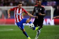 Manchester United monitoring Atletico Madrid's Saul Niguez as Jose Mourinho steps up midfielder search