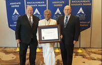 Mangaluru: SDM's PGDM course gains America 's ACBSP accreditation