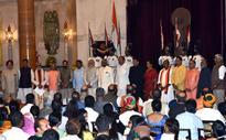 PM Modi's new cabinet ministers take oath