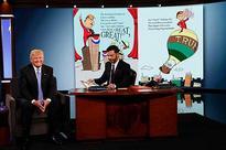 Donald Trump Should Pick His VP Celebrity Apprentice Style, Jimmy Kimmel Says