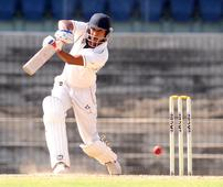 Robin Bist and Hemant Kumar hold fort for Rovers