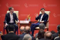 Alibaba Powers Ahead