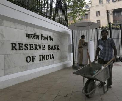 'RBI now has a problem of plenty'
