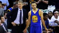 NBA fines Curry, Kerr $25,000 each for Game 6 incidents
