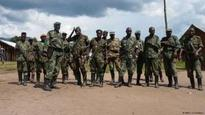 Rwandan rebel group's affection for Germany