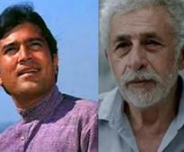 Dear Naseeruddin Shah, audiences laughed, cried with Rajesh Khanna: That's not mediocrity