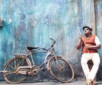 Producer Mitra turns blind for Raaga