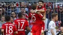 Bayern Munich made to wait for title after Monchengladbach draw